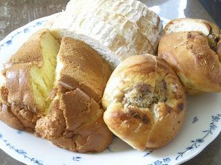 夏向きパン、スィーツ 012
