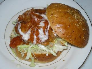 ハンバーガー 003