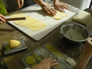 自宅イタリア料理教室12月21日 010