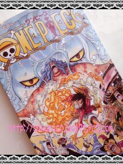 コミック ONEPIECE 65巻!