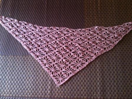 三角ショール