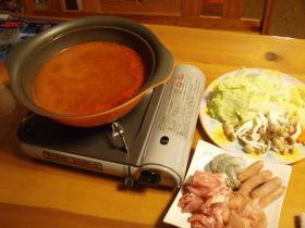トマト鍋具材
