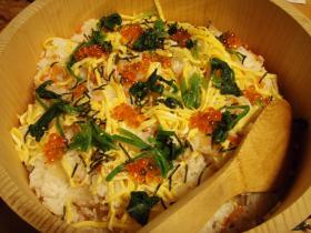 2012ちらし寿司