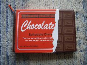 チョコ手帳表紙