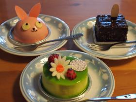 立川ケーキ全部