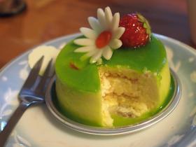 立川お花畑ケーキ