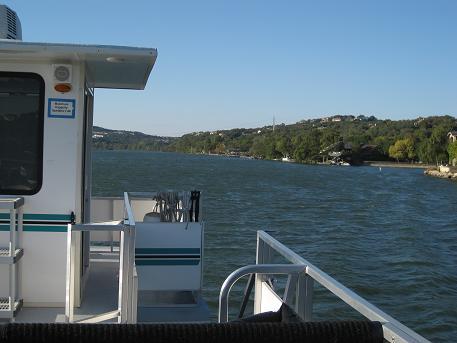 Austin River cluz 2 boat
