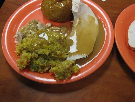 2011 thsnks giving turkey