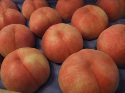 ふくしま産 完熟桃