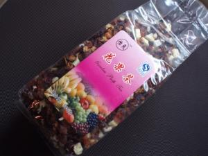 20110913花果茶(ライチ味)