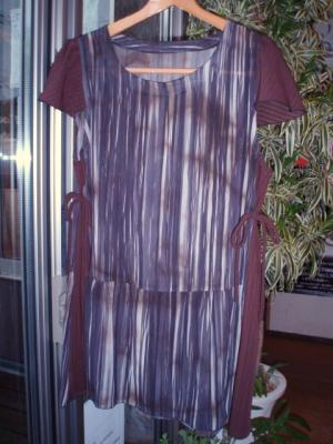 20110916手作りの洋服