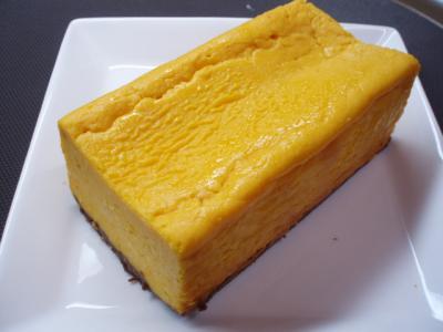 20111207かぼちゃケーキ1