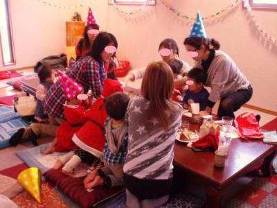 20111216クリスマス会