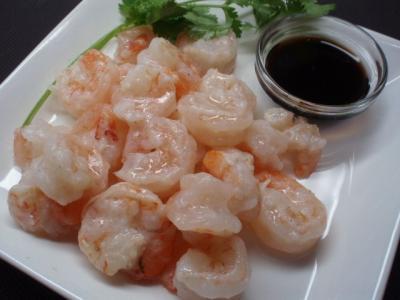 20120128上海海老の塩炒め