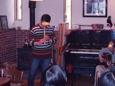 20120129ケーナ&ギター