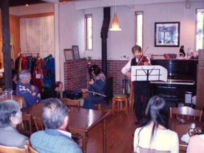 20120129二胡&ヴァイオリン