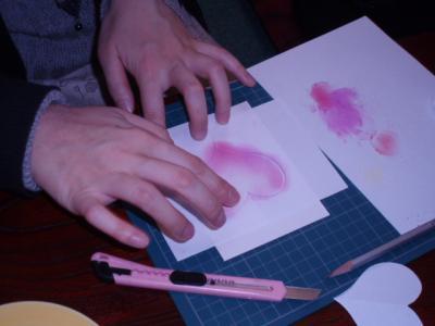 20120208パステル画を描く3
