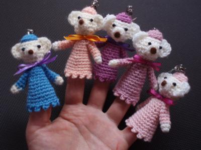20120308クマの編みぐるみ追加