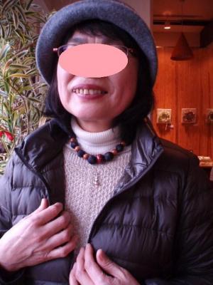 20120310ネクタイ生地のネックレス1