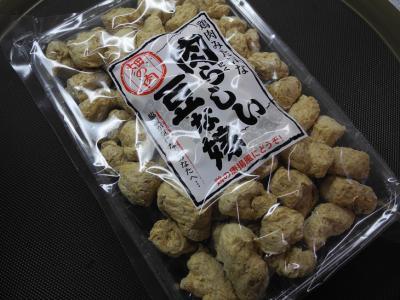 20120726肉もどき(大豆たんぱく食品)