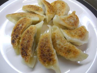 20120730焼き餃子