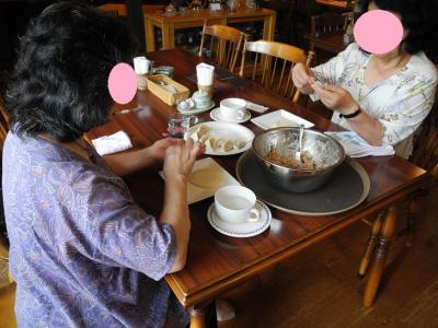 20120730手作り餃子①