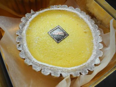 20120806差し入れチーズケーキ1