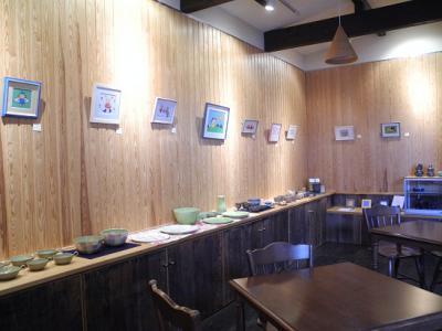 201211陶芸&デザイン画展2