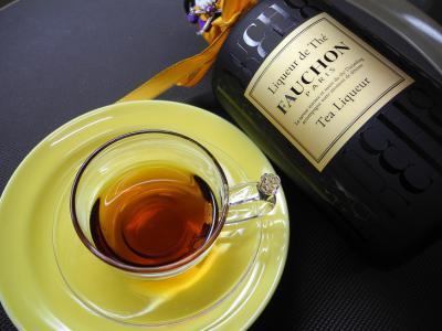 20121101フォション紅茶リキュール