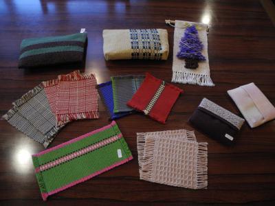 20121101手織り工房「糸遊」さん作品2
