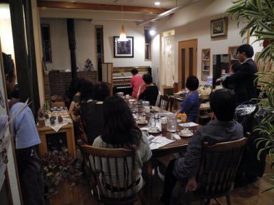 20121120こうのやすひろさん生演奏