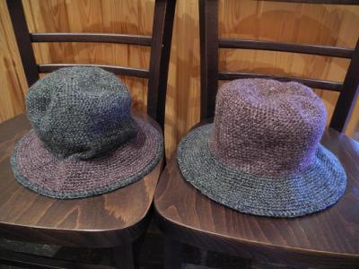 201301ニット帽紫表