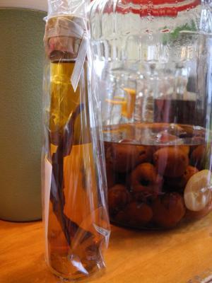 20130215ビワの葉酒