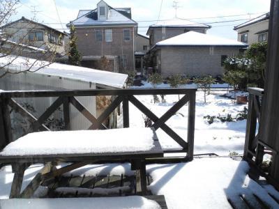 20130223雪の後の晴天