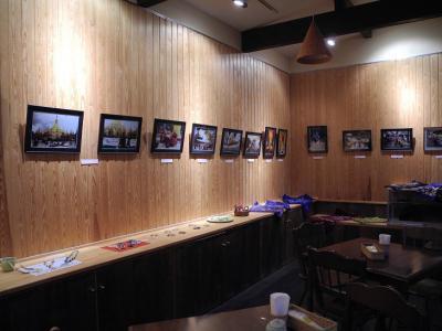 ミャンマー写真展