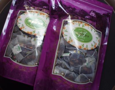 20111022台湾の花果茶