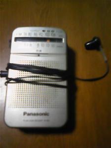 じーちゃんのラジオ