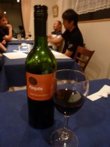 南アフリカの赤ワイン