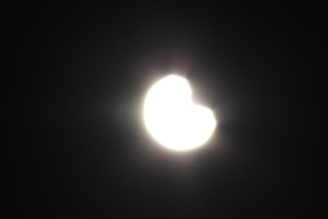 5月21日晴れ金環日食 046