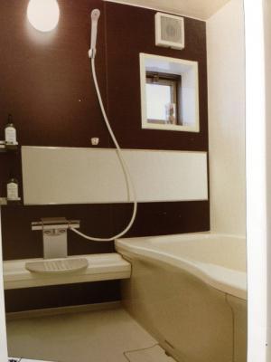 ジョイポッパ浴室