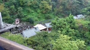清水寺からの風景
