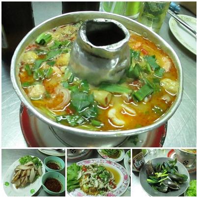 タイ料理 ホイクワン