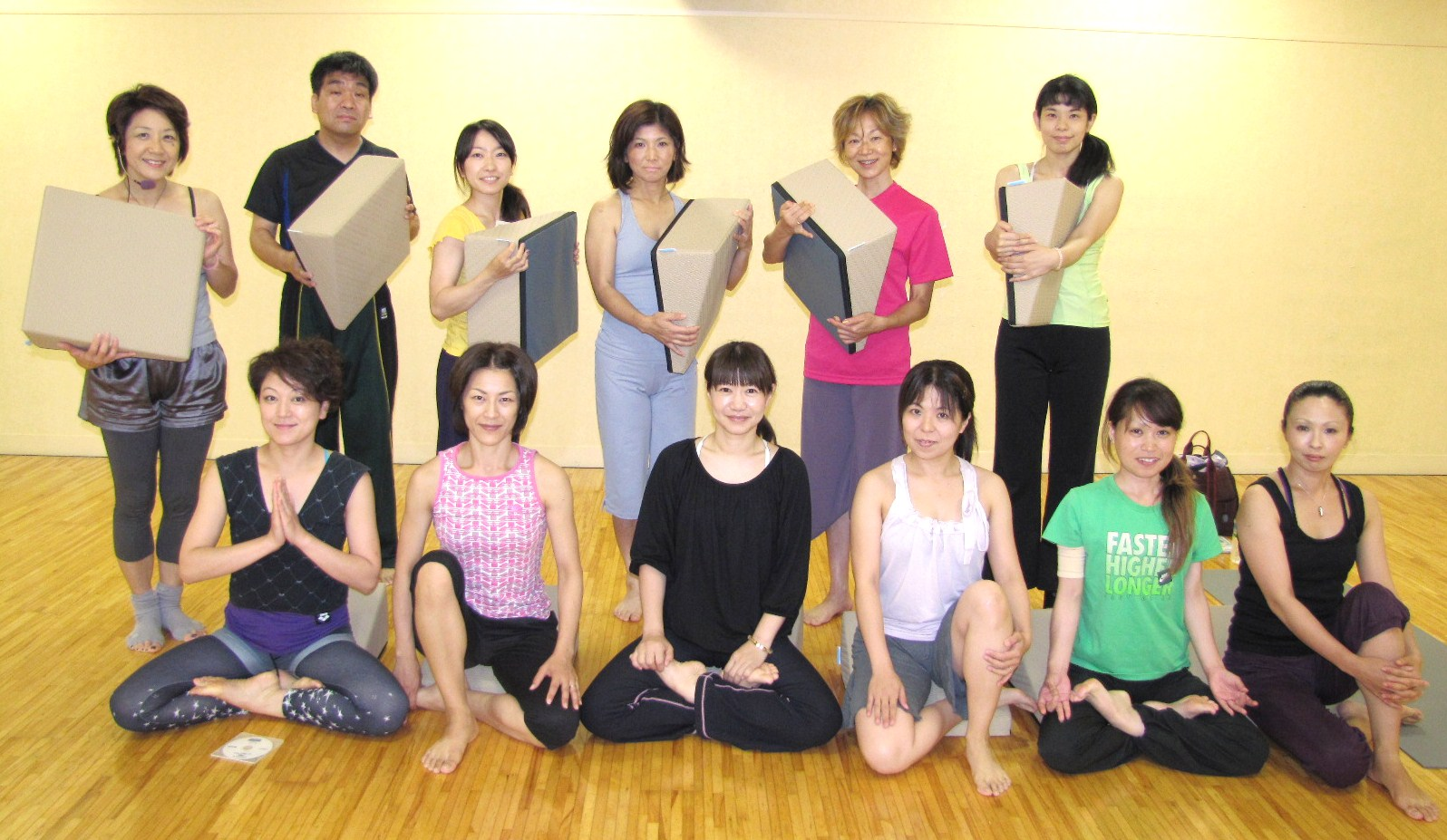 20120622Yoga x Flexcushion2