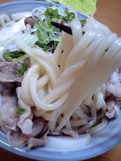 20120422日の出製麺所うどん(その2)