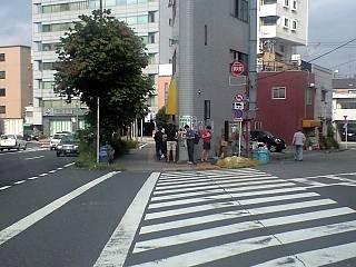 20120811ラーメン二郎三田本店(その1)
