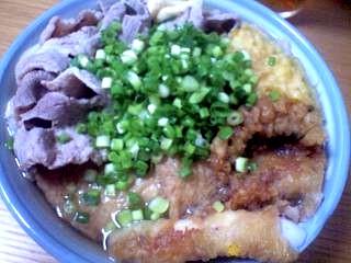0616日の出製麺所うどん(その1)