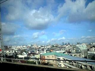 20120813車窓の景色