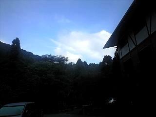 20120817箱根の朝(その2)
