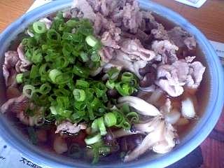 0703日の出製麺所うどん(その1)