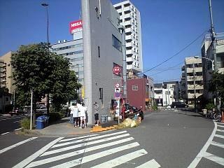 20110716ラーメン二郎三田本店(その1)